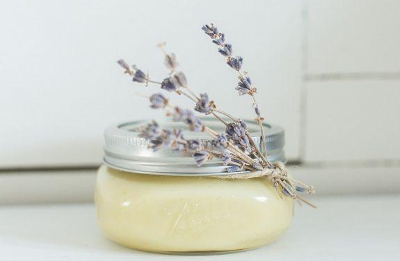 DIY: manteiga corporal vegana