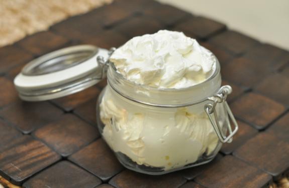 Manteiga corporal, beleza natural!