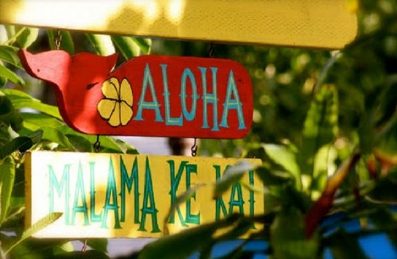 O significado de ALOHA (minha tatuagem)